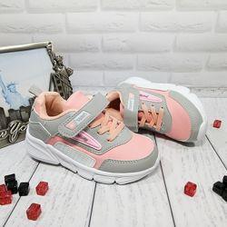 Легкие и удобные кроссовочки для девочек