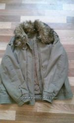 Куртка деми, весенне-осенняя