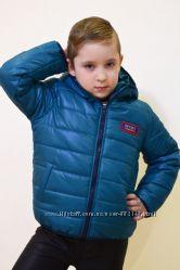 Демисезонные куртки 98-116 рост