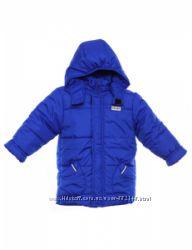 Куртки Еврозима  80-110 синтепон, флис