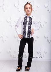 Школьные блузы 110-164 Новинки