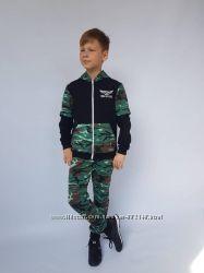 Спортивные костюмы Камуфляж 122-164 рост