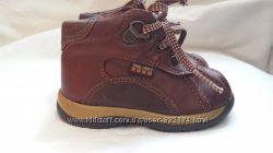 Ботинки Pablosky натуральная кожа в хорошем состоянии