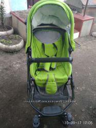 Универсальная коляска 2 в 1 Kinder Rich Fuchs