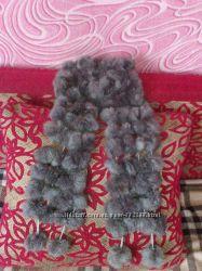 Продам меховой шарф Кролик