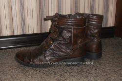 Ботинки женские в стиле милитари р. 37 24, 5 см