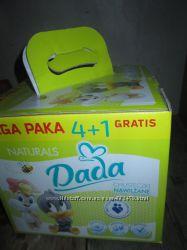 Влажные салфетки Dada