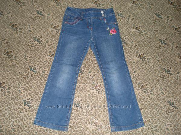 Продам модні дитячі джинси синього кольору
