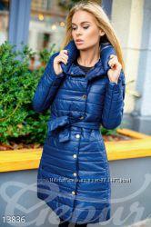 Продам пальто-куртку на синтепоне