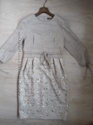 Платье нарядное дизайнерское