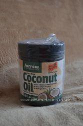 Органическое кокосовое масло Jarrow Formulas, 474г
