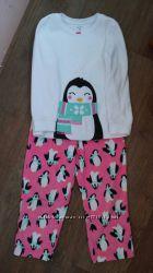 Флисовая пижама Carters