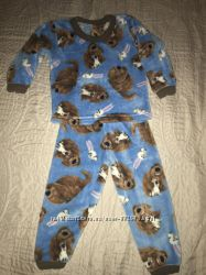 Пижамки на мальчишек