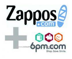 Zappos 6pm Amazon без шипа и комиссии