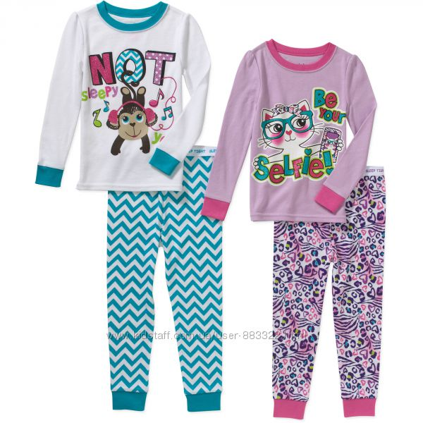 Новый набор из 2-х пижам  3 года