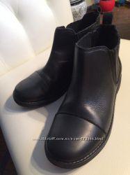 Ботинки сапоги Zara р. 34