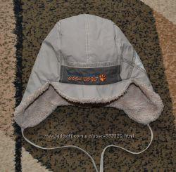 Зимняя красивая шапка для мальчика David Stars, 50-52р
