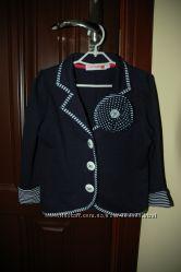Стильный пиджак кардиган на 3-4 года