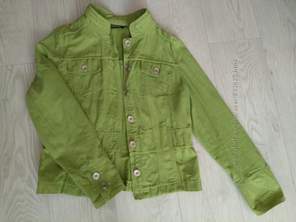 Женская куртка-пиджак, разм. 46-48