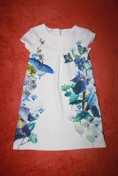 Классные и стильные платья, сарафаны, туники, ромперы на 3-6 лет часть 1