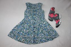 Классные и стильные платья, сарафаны, туники, ромперы на 3-6 лет часть 2
