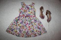 Стильные платья, туники, сарафаны на 9-14 лет. часть 2