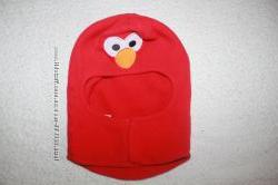 Флисовый шлем фирмы george на 4-8 лет.