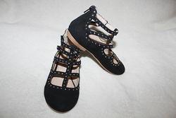 Стильные туфли, балетки. мокасины на 22-30 размера часть 2