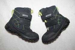 Cапоги термо фирмы Ecco 25 размера по стельке 15, 5 см.