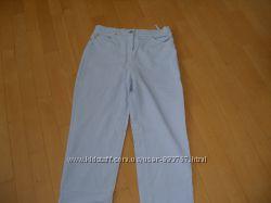 Легкие  джинсы-брючки Jobis