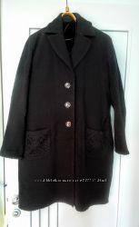 Кардиган - пальто Laurel шерсть , трикотажное полотно
