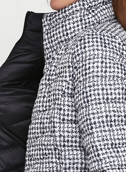 Теплая двухстронняя куртка Италия