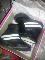 Кожа НОВЫЕ ботиночки полуботинки, ботинки, сапоги, сапожкиДеми Unisex