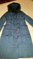 Пальто-куртка пуховик 70-пуха 30-пера. XL 46-48-50