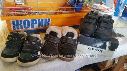 Ботинкиботиночки GEOX, Кроссовки-кеды SMALL