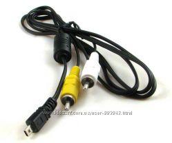 Аудио - видео кабель EG-CP14 1, 5 м. Оригинал.