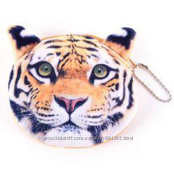 Кошелек тигр