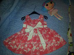 Нарядное летнее платье Gloria Jeans