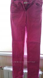 Продам джинсы Tom Tailor розового цвета для девочки, рост 164, L, бу