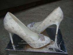 Продам весільні туфлі