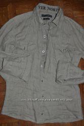 льняная рубашка Reserved