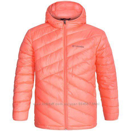 Оригинал. Демисезонная куртка для девочек Columbia. Размер 14-16.