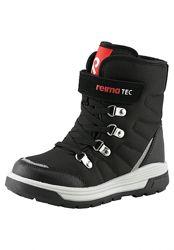Ботинки зимние для мальчика Reimatec. Размеры 28-38
