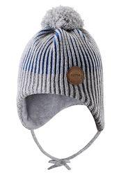 Зимняя шапка для мальчика Reima. Размеры 46 - 52