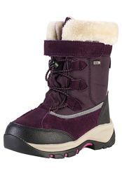 Зимние ботинки для девочки Reimatec. Размеры 27 - 38
