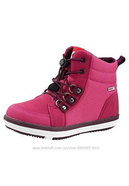 Демисезонные ботинки для девочки Reimatec. Размеры 30-39