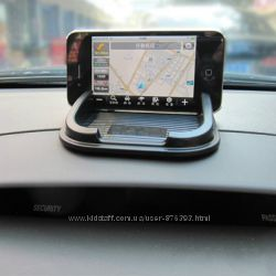 Коврик резиновый универсальный держатель для телефона планшета