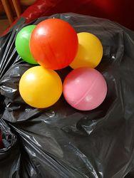 Шарики мячики для сухого бассейна