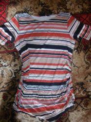 футболка туника платье Next, HM