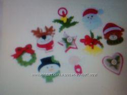 Фетр листами фетровые игрушки петух ручная работа хенд мейд на Минской